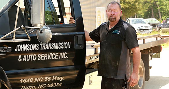 Dunn auto repair shop - Johnson's Transmission & Auto Service